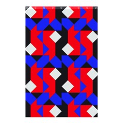 Pattern Abstract Artwork Shower Curtain 48  x 72  (Small)