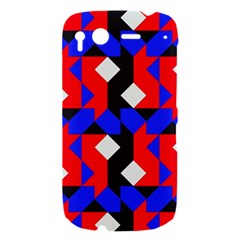 Pattern Abstract Artwork HTC Desire S Hardshell Case