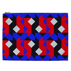 Pattern Abstract Artwork Cosmetic Bag (XXL)
