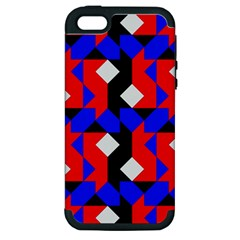 Pattern Abstract Artwork Apple iPhone 5 Hardshell Case (PC+Silicone)