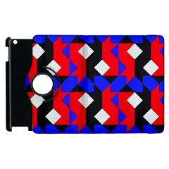 Pattern Abstract Artwork Apple iPad 2 Flip 360 Case