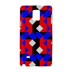 Pattern Abstract Artwork Samsung Galaxy Note 4 Hardshell Case
