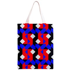 Pattern Abstract Artwork Classic Light Tote Bag