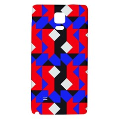 Pattern Abstract Artwork Galaxy Note 4 Back Case