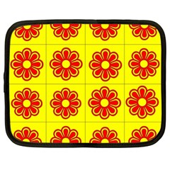 Pattern Design Graphics Colorful Netbook Case (XL)