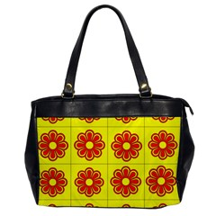 Pattern Design Graphics Colorful Office Handbags