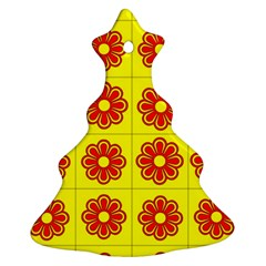 Pattern Design Graphics Colorful Ornament (Christmas Tree)