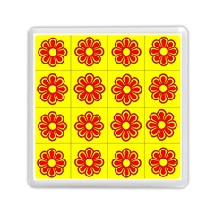 Pattern Design Graphics Colorful Memory Card Reader (Square)