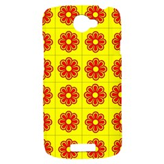 Pattern Design Graphics Colorful HTC One S Hardshell Case