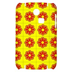 Pattern Design Graphics Colorful Samsung S3350 Hardshell Case