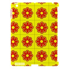 Pattern Design Graphics Colorful Apple iPad 3/4 Hardshell Case (Compatible with Smart Cover)