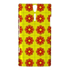 Pattern Design Graphics Colorful Sony Xperia S