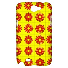 Pattern Design Graphics Colorful Samsung Galaxy Note 2 Hardshell Case