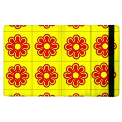 Pattern Design Graphics Colorful Apple iPad 3/4 Flip Case