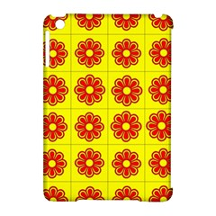 Pattern Design Graphics Colorful Apple iPad Mini Hardshell Case (Compatible with Smart Cover)