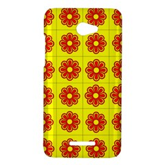 Pattern Design Graphics Colorful HTC Butterfly X920E Hardshell Case