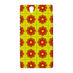 Pattern Design Graphics Colorful Sony Xperia Z