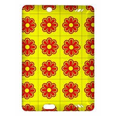 Pattern Design Graphics Colorful Amazon Kindle Fire HD (2013) Hardshell Case
