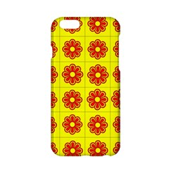 Pattern Design Graphics Colorful Apple iPhone 6/6S Hardshell Case