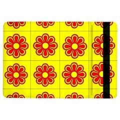 Pattern Design Graphics Colorful iPad Air 2 Flip