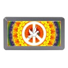 Peace Art Artwork Love Dove Memory Card Reader (Mini)