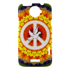 Peace Art Artwork Love Dove HTC One X Hardshell Case