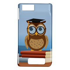 Read Owl Book Owl Glasses Read Motorola DROID X2