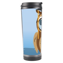 Read Owl Book Owl Glasses Read Travel Tumbler