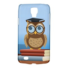 Read Owl Book Owl Glasses Read Galaxy S4 Active