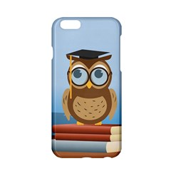 Read Owl Book Owl Glasses Read Apple iPhone 6/6S Hardshell Case
