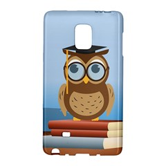 Read Owl Book Owl Glasses Read Galaxy Note Edge