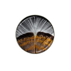 Spring Bird Feather Turkey Feather Hat Clip Ball Marker (10 pack)