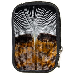 Spring Bird Feather Turkey Feather Compact Camera Cases