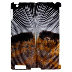 Spring Bird Feather Turkey Feather Apple iPad 2 Hardshell Case (Compatible with Smart Cover)
