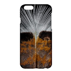 Spring Bird Feather Turkey Feather Apple iPhone 6 Plus/6S Plus Hardshell Case