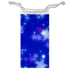 Star Bokeh Background Scrapbook Jewelry Bags