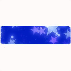 Star Bokeh Background Scrapbook Large Bar Mats