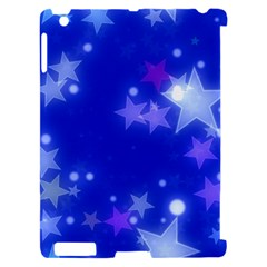 Star Bokeh Background Scrapbook Apple iPad 2 Hardshell Case (Compatible with Smart Cover)