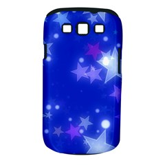 Star Bokeh Background Scrapbook Samsung Galaxy S III Classic Hardshell Case (PC+Silicone)