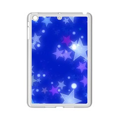 Star Bokeh Background Scrapbook iPad Mini 2 Enamel Coated Cases