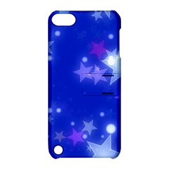 Star Bokeh Background Scrapbook Apple iPod Touch 5 Hardshell Case with Stand