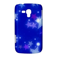 Star Bokeh Background Scrapbook Samsung Galaxy Duos I8262 Hardshell Case