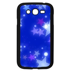 Star Bokeh Background Scrapbook Samsung Galaxy Grand DUOS I9082 Case (Black)