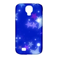 Star Bokeh Background Scrapbook Samsung Galaxy S4 Classic Hardshell Case (PC+Silicone)