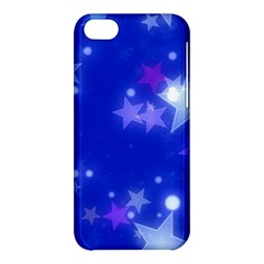 Star Bokeh Background Scrapbook Apple iPhone 5C Hardshell Case