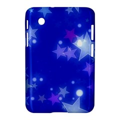 Star Bokeh Background Scrapbook Samsung Galaxy Tab 2 (7 ) P3100 Hardshell Case