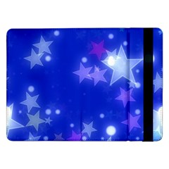Star Bokeh Background Scrapbook Samsung Galaxy Tab Pro 12.2  Flip Case