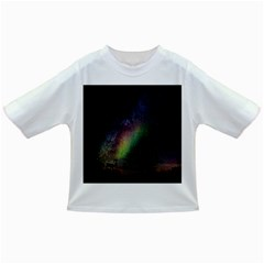 Starry Sky Galaxy Star Milky Way Infant/Toddler T-Shirts