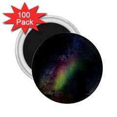 Starry Sky Galaxy Star Milky Way 2.25  Magnets (100 pack)