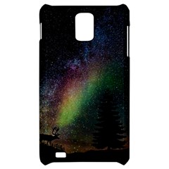 Starry Sky Galaxy Star Milky Way Samsung Infuse 4G Hardshell Case